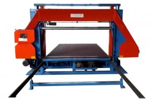 YAHC-1650 / 2150 海绵平切机 海绵切割机