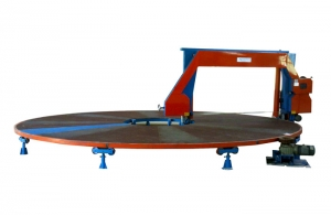 YACC-6000 7000 海绵圆盘平切机